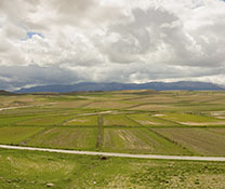 Velez's plateau, another landscape to discover